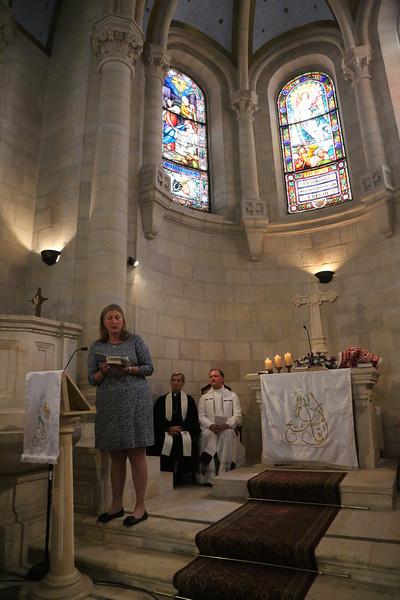 Rev. Sara Lisherness
