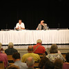 Kairos Palestine panel - Dr. Yohanna Katanacho  and Rev. Mitri Raheb