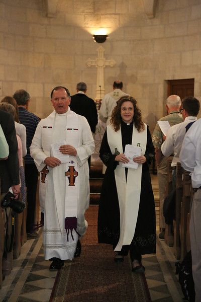 Rev. Ron Shive, Rev. Kate Taber
