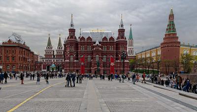 Манежная площадь, Исторический музей