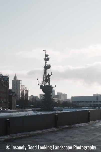 Mосква (Moscow), Russia - 2019