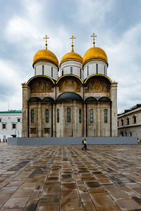 Cathedral of the Dormition, Kremlin