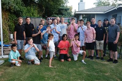 Moshe & Ryan Bar Mitzvah Party! 8-25-18