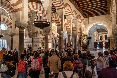Mosque–Cathedral of Córdoba, Spain