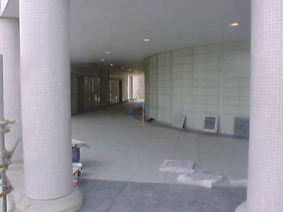 Ground floor entrance to Baitul Futuh