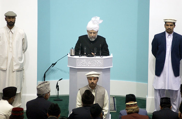 Friday Sermon Oct. 3, 2003