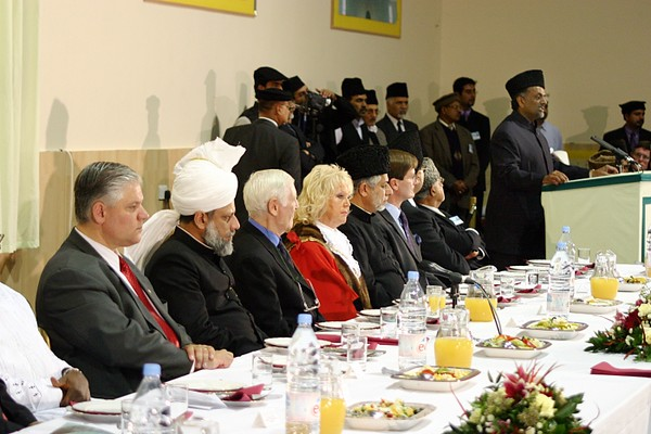 Ameer Jamaat UK, Rafiq Ahmad Hayat