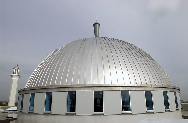 Dome Top View
