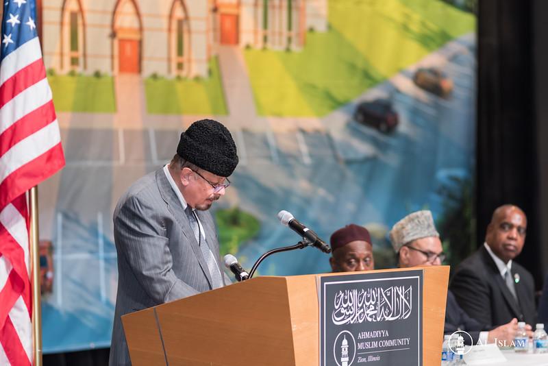 Mirza Maghfoor Ahmad, Amir Jama'at USA
