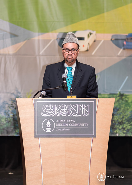Foundation Stone Ceremony for The Zion Mosque