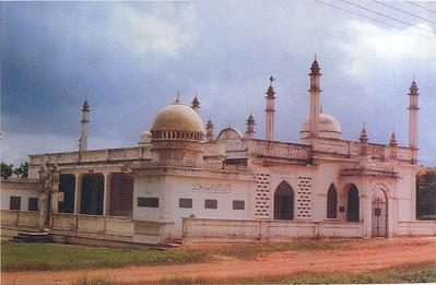 Ahmadiyya Muslim Mosque, Mangoase, Ghana