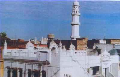 Masjid Mubarak Qadian, India