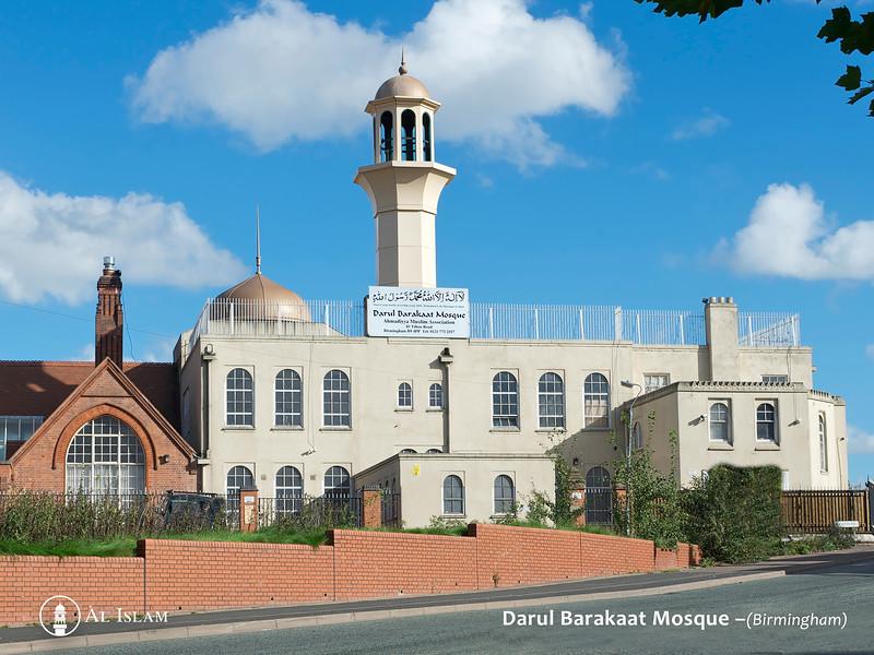 Darul Barakaat Mosque (Brimingham)
