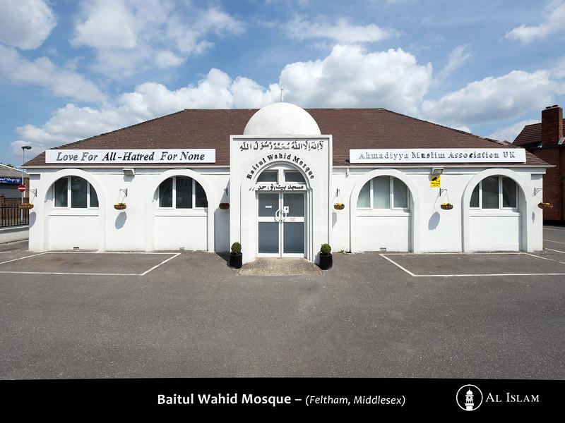 Baitul Wahid Mosque (Feltham, Middlesex)