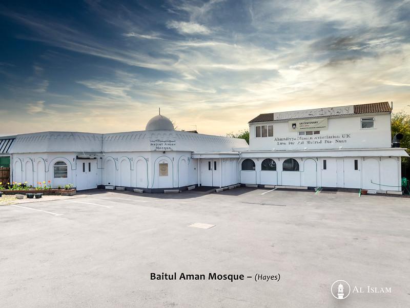 Baitul Aman Mosque (Hayes)