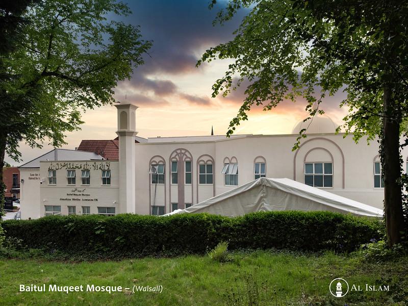 Baitul Muqeet Mosque (Walsall)