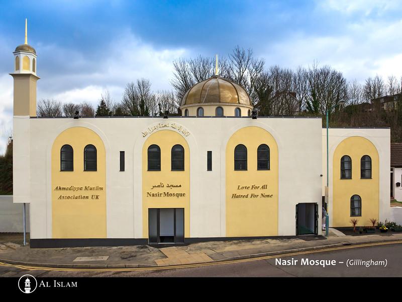 Nasir Mosque (Gillingham)