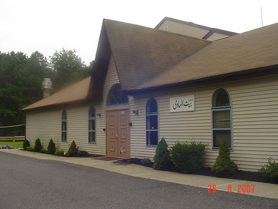 Baitul Hadi Mosque, NJ, USA