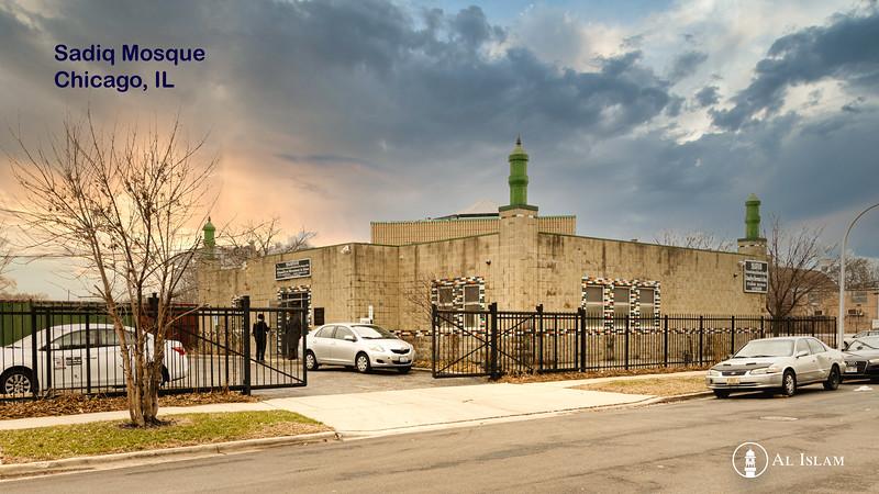 Sadiq Mosque