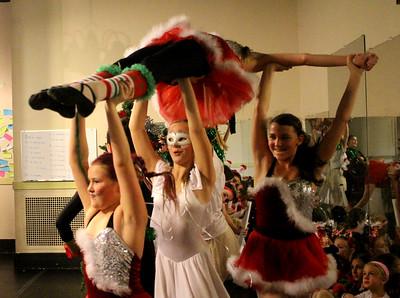 """Christmas Spirit"" Rehearsal - Twas the Night Before Christmas"