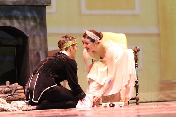 Cinderella Ballet - 2 pm Show