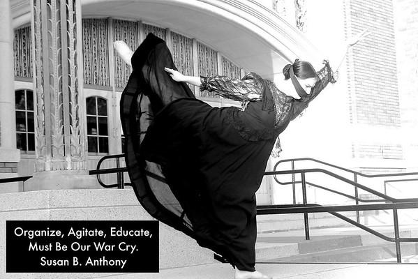 Susan B. Anthony Ballet