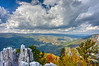 "Landscape view from Chimney rock on North Fork Mountain<br /> <br /> to purchase - <a href=""http://dan-friend.artistwebsites.com/featured/landscape-view-from-chimney-rock-on-north-fork-mountain-dan-friend.html"">http://dan-friend.artistwebsites.com/featured/landscape-view-from-chimney-rock-on-north-fork-mountain-dan-friend.html</a>                                                             .............................................pixel paintography"