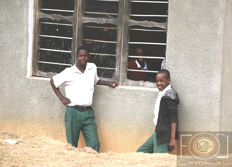 Schools Out Usambara Mountains!