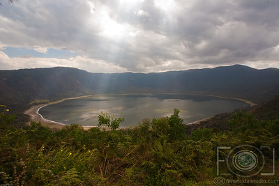 Empaakai Crater Later - Ngorongoro Conservation Area