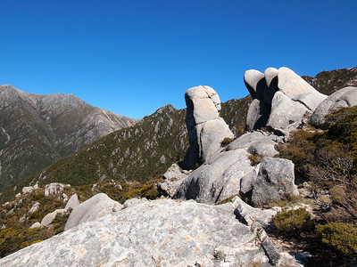 Mount Olympus in New Zealand