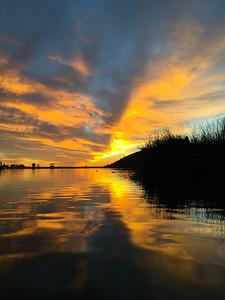 Lake Murray Sunset