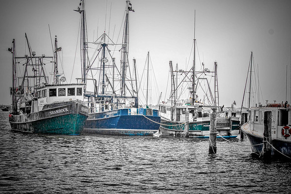 20181210Fishing Boats #1-5