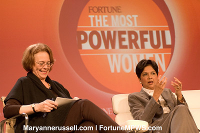 Conversation with Indra Nooyi