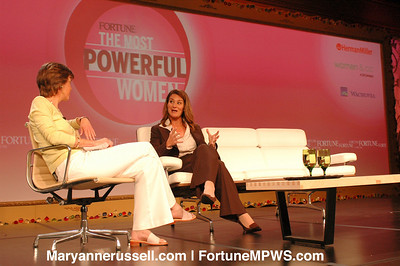 Conversation With Melinda French Gates