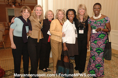 Most Powerful Women Summit 2008