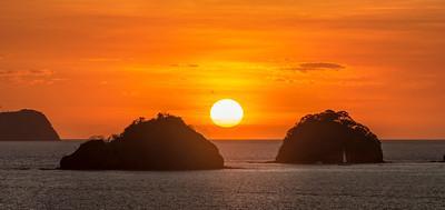 islas pelonas, isla montosa, Costa rica, playa hermosa, playa penca,