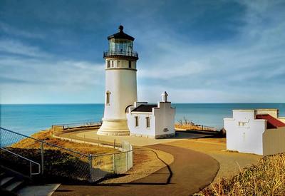 North Head Lighthouse