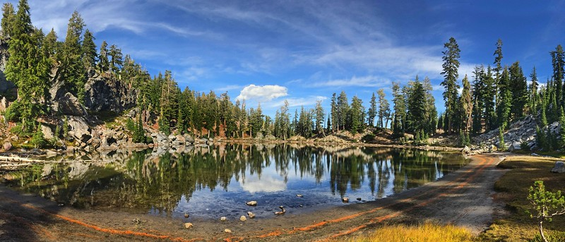 Emerald Lake Pano