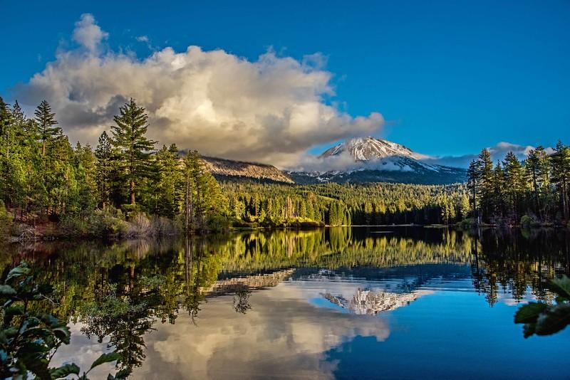 Lassen Peak Revealed