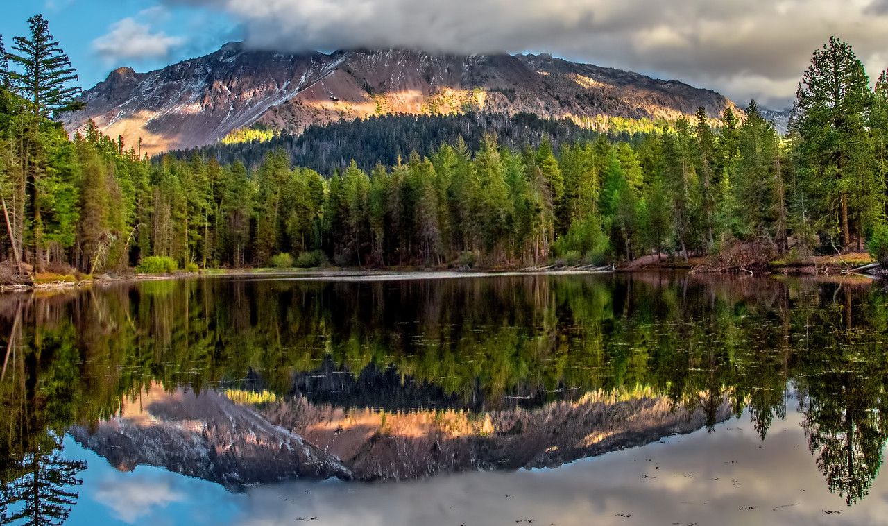 Chaos Crags Mirror Beauty