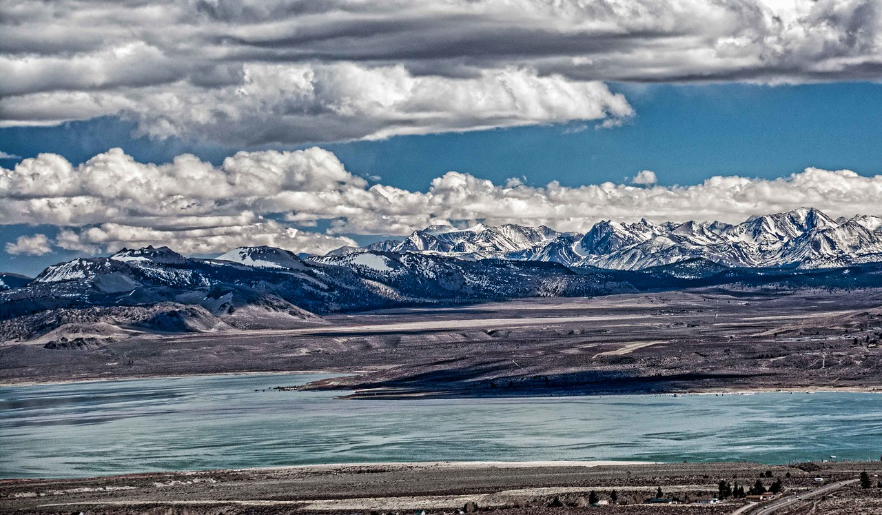 Mono Lake Vista View