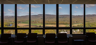 View from Conference Room in Jacobson Faculty Tower, SUNY New Paltz