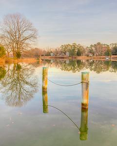 Peacchblossom Creek, Easton, Maryland, USA