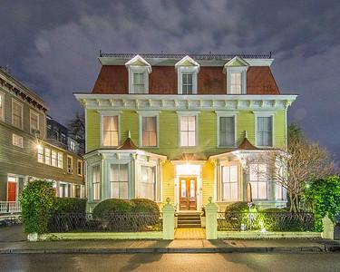 Barksdale House Inn, Charleston, South Carolina, USA
