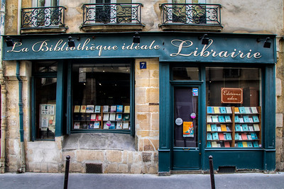 Latin Quarter, Paris, France