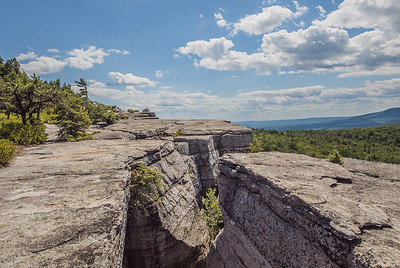 Gertrude's Nose, Minnewaska State Park, Ulster County, New York