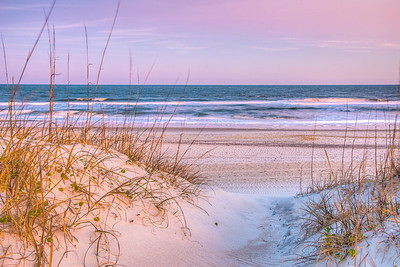 Atlantic Ocean, Carolina Beach, North Carolina, USA