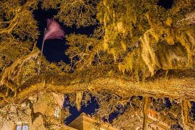 Downtown Saint Augustine, Florida, USA