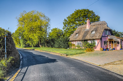Thornden Wood Road, City of Canterbury, Kent, England