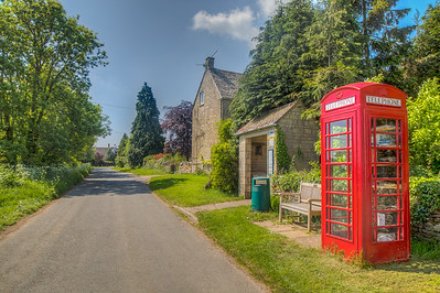 Somewhere in the Cotswolds, England.